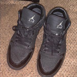 Black Nike air Sneakers